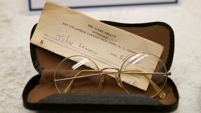 German Police Retrieve 100 Stolen John Lennon Items