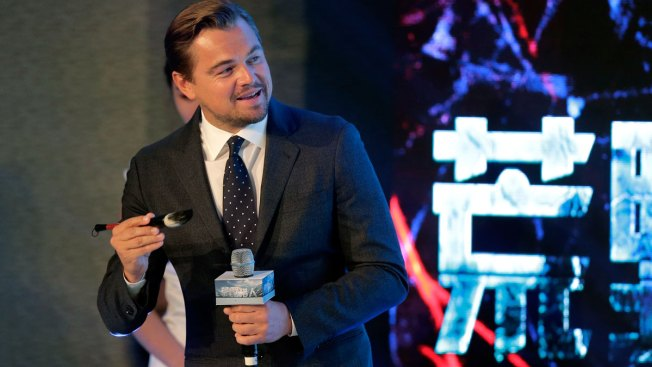 Leonardo DiCaprio Says China Can Be 'Climate Change Hero'