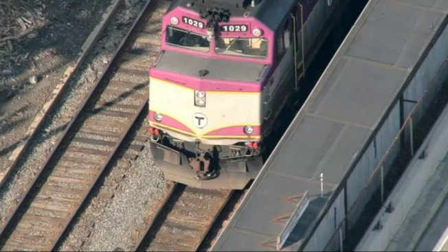 Person Dead After Being Struck by Commuter Train in Newton
