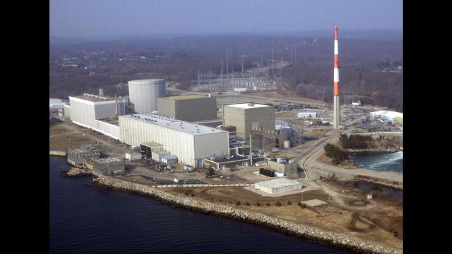 Small Fire at Millstone Power Station Prompted Alert