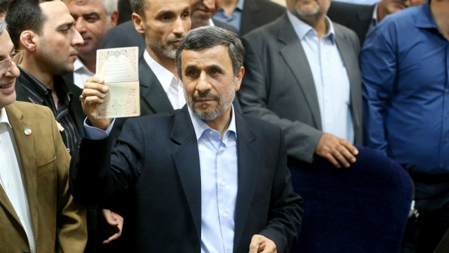 Ahmadinejad Filing for Iran's Presidency: Why it Matters