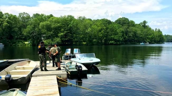 Body Found in Boat in Maine