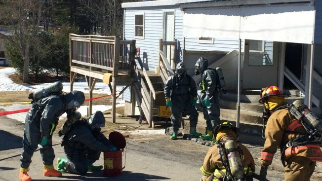 Alleged Drug Lab Busted in Maine