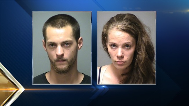 2 Arrested After Nearly Running Down Police Officer in Stolen Car