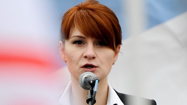 Russian Operative Maria Butina Set for Deportation After Prison Release