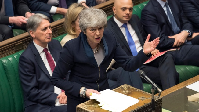 UK's May Asks the EU to Delay Brexit Until June 30