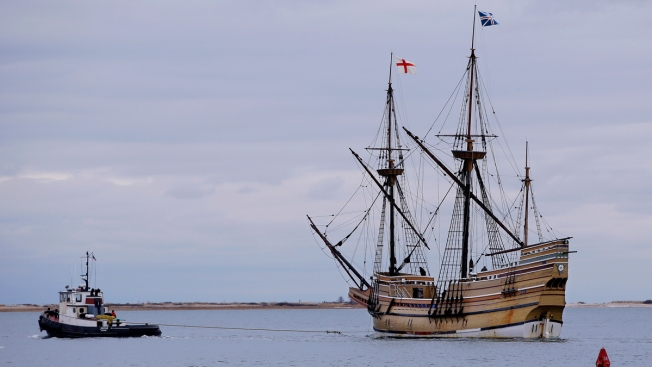 Mayflower II Awarded $149K Grant for Repairs