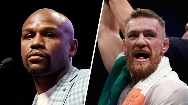 Conor McGregor fight finalized
