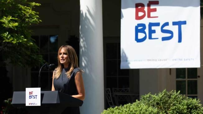 Melania Trump to Visit Boston Hospital's Baby-Cuddling Program Wednesday