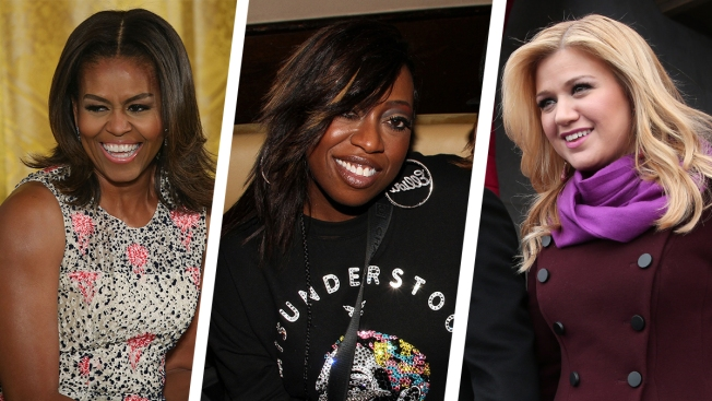 Michelle Obama Recruits Kelly Clarkson, Missy Elliott and More Pop Stars to Belt It Out for Girls' Education