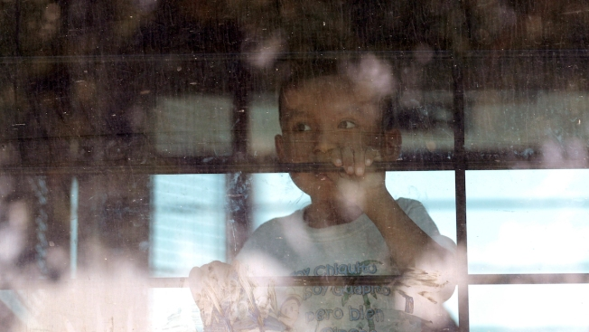 'Toxic Stress': How Family Separation May Alter Kids' Brains