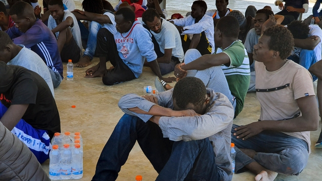 UN Says 40 Migrants Feared Drowned in Capsizing Off Libya