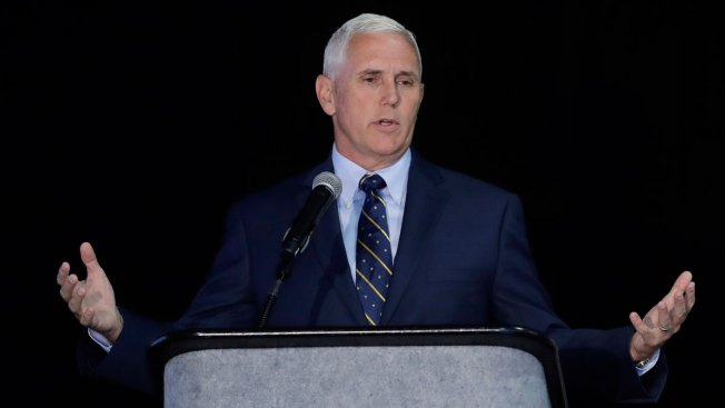 Mike Pence Compares Donald Trump to Ronald Reagan