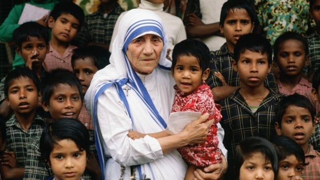 Mother Teresa Credited With Curing Girl's Kidney Cancer