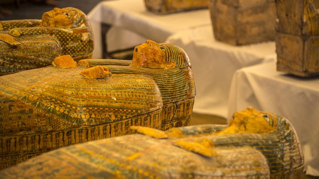 Egypt Uncovers 3,000-Year-Old Mummies in the Valley of the Kings