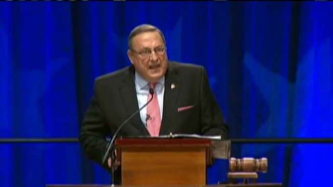 Gov. LePage to Seek Budget Support in State of State Address