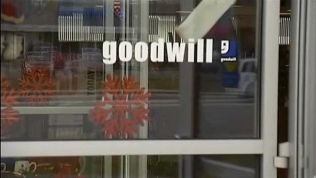 Old Smoke Grenade Causes Scare at Goodwill Store