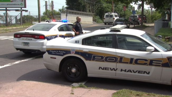 Man Shot in Face During Shootout in New Haven