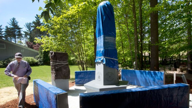 Monument to Soldiers Killed Since 9/11 Unveiled in New Hampshire
