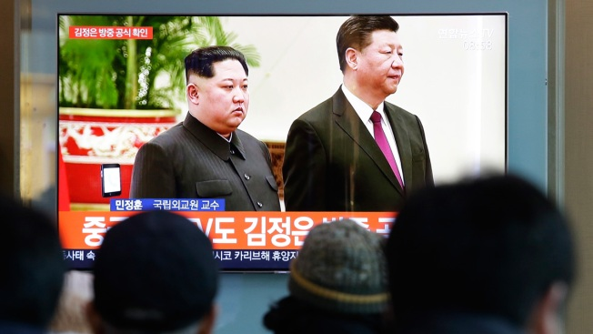 North Korean Leader Expected to Meet China's President