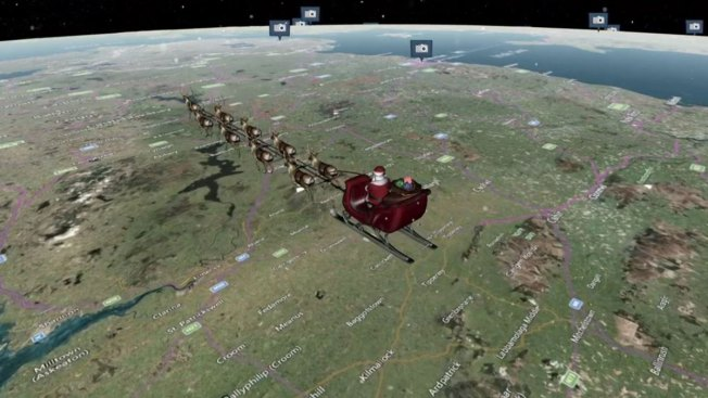 NORAD Tracks Santa for 62nd Year, Continues to Embrace Technology