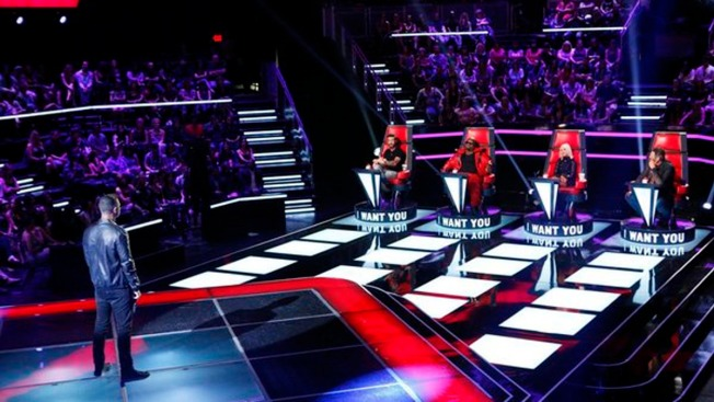 """At """"The Voice"""" Blind Auditions, Adam Is the Coach to Beat"""