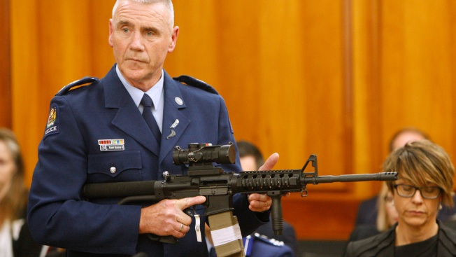 New Zealand Lawmakers Pass Initial Vote for New Gun Controls