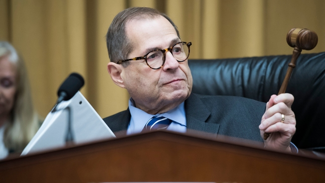 Nadler Throws Cold Water on Kavanaugh Impeachment Talk, Says 'Hands Full With Impeaching' Trump