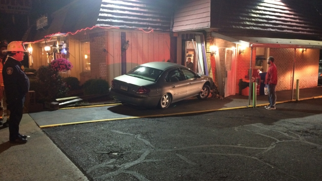 New Britain Diner Closed After Car Strikes Building