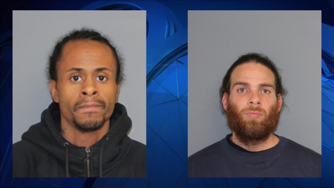 2 Arrested in String of Commercial Burglaries in Shelton Area