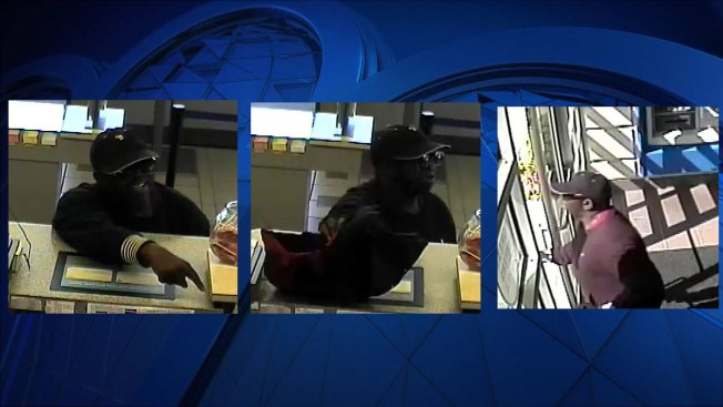 Man With Cane Robs Conn. Bank