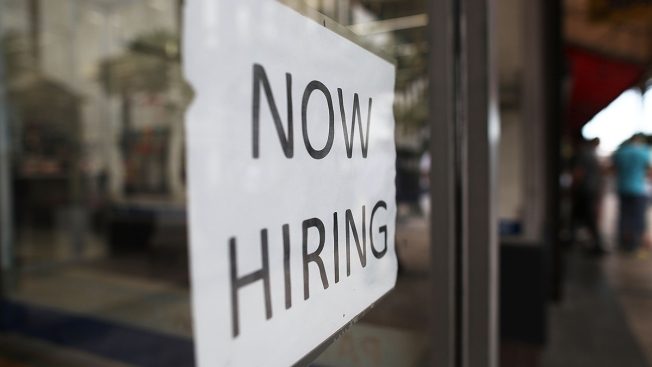 Mass. Jobless Rate Falls to Lowest Point in 15 Years