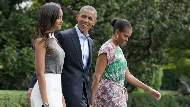 President Obama's Daughter Considers Connecticut Colleges