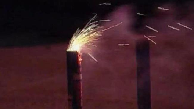 10-Year-Old Boy Burned, Hospitalized by Illegal Fireworks