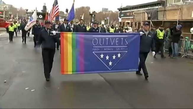 OutVets Announces They Will March in St. Patrick's Day Parade