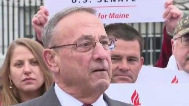 LePage to Serve as Trump Campaign's Honorary Chair in Maine