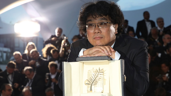 Bong d'Or: Korean Director Wins Cannes' Top Prize