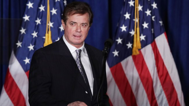Trump Campaign Chairman Paul Manafort Resigns