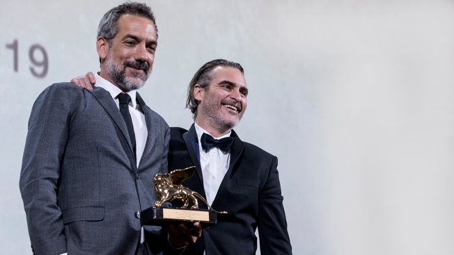 Dark 'Joker' Wins Top Venice Film Festival Prize