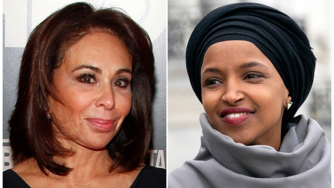 Fox's Pirro Back on-Air After Remarks on Muslim Politician