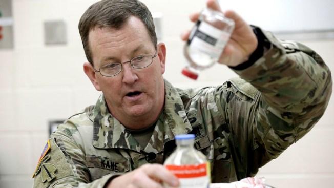 US Troops Get Freeze-Dried Plasma for Battlefield Bloodshed