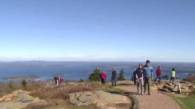 Acadia National Park in Maine to Be Partly Open in Shutdown