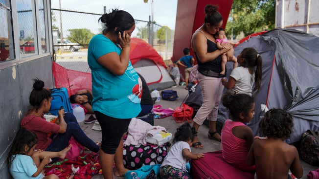 ACLU Files Complaint Against Government Returning Pregnant Asylum-Seekers to Mexico