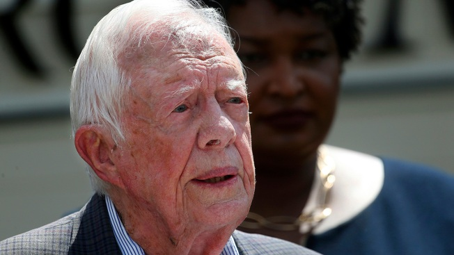 Former President Jimmy Carter Has Surgery for Broken Hip