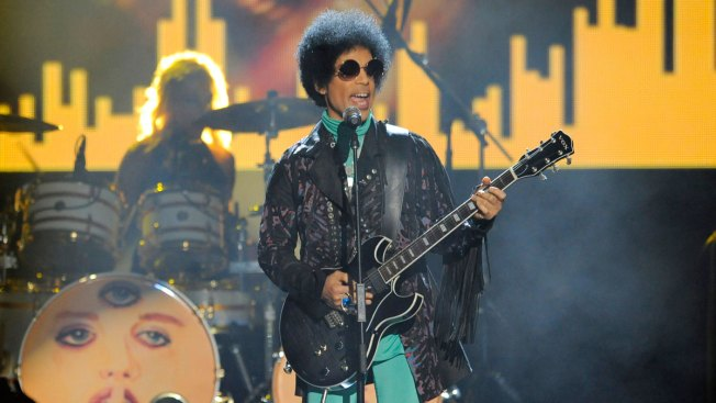 Prince Items Up for Auction by Boston Company