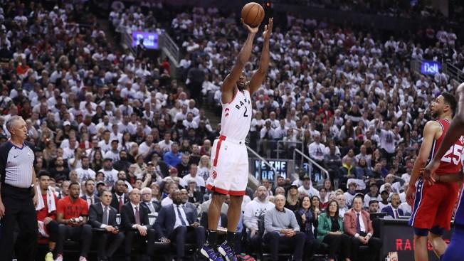 Kawhi Leonard Hits Historic Bouncing Buzzer-Beater, Raptors Beat 76ers in Game 7