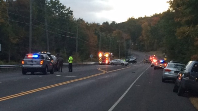 Police Identify Victim Killed in Crash on Route 6 in Bolton