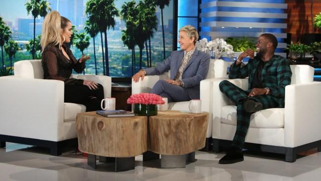 'She's Not Doing That Well': Khloe Kardashian Gives Update on Sister Kim During Visit to 'Ellen'