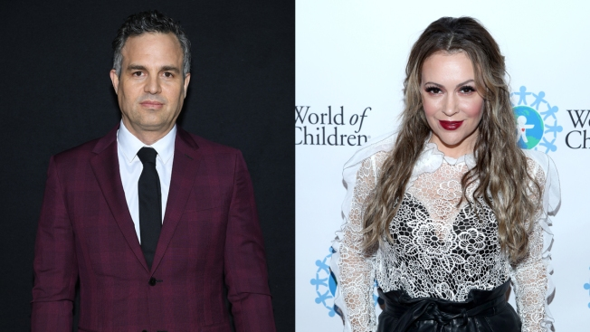 Mark Ruffalo, Alyssa Milano Plan Trump Counter Events