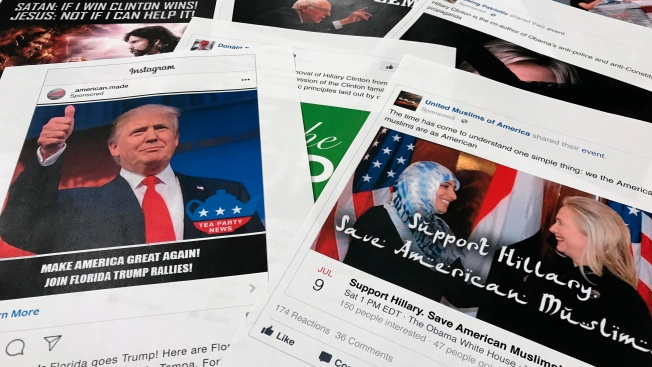 Did You 'Like' Russian Propaganda? Facebook Says It Will Clue You In